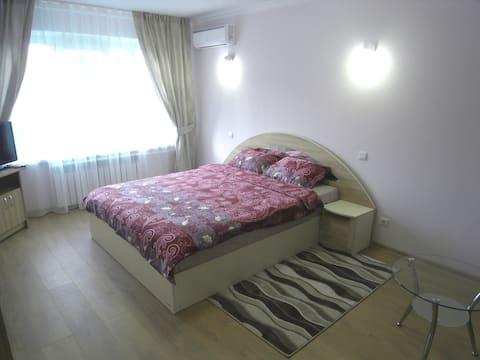 Apart-hotel in Chisinau