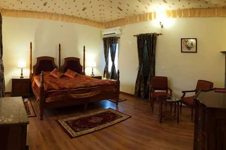 Set of 3 Beautiful Royal Cottage in Pushkar