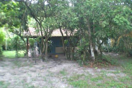 Casa nas Encantadas - Ilha do Mel