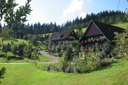 Bergbauernhof romantik, Kinderträume werden wahr - Oberkirch - Pension