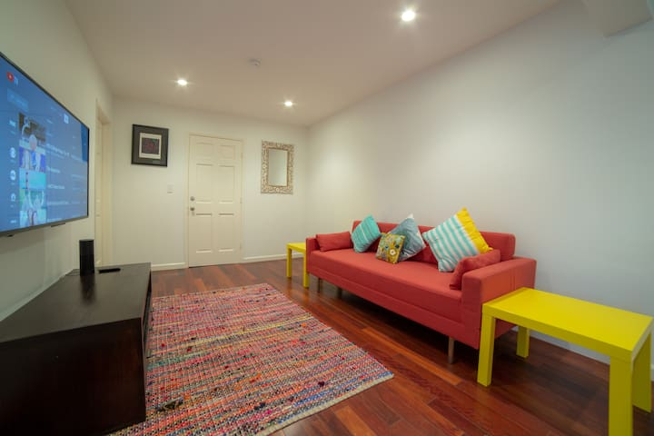 Spacious in-law apartment in Bernal Heights