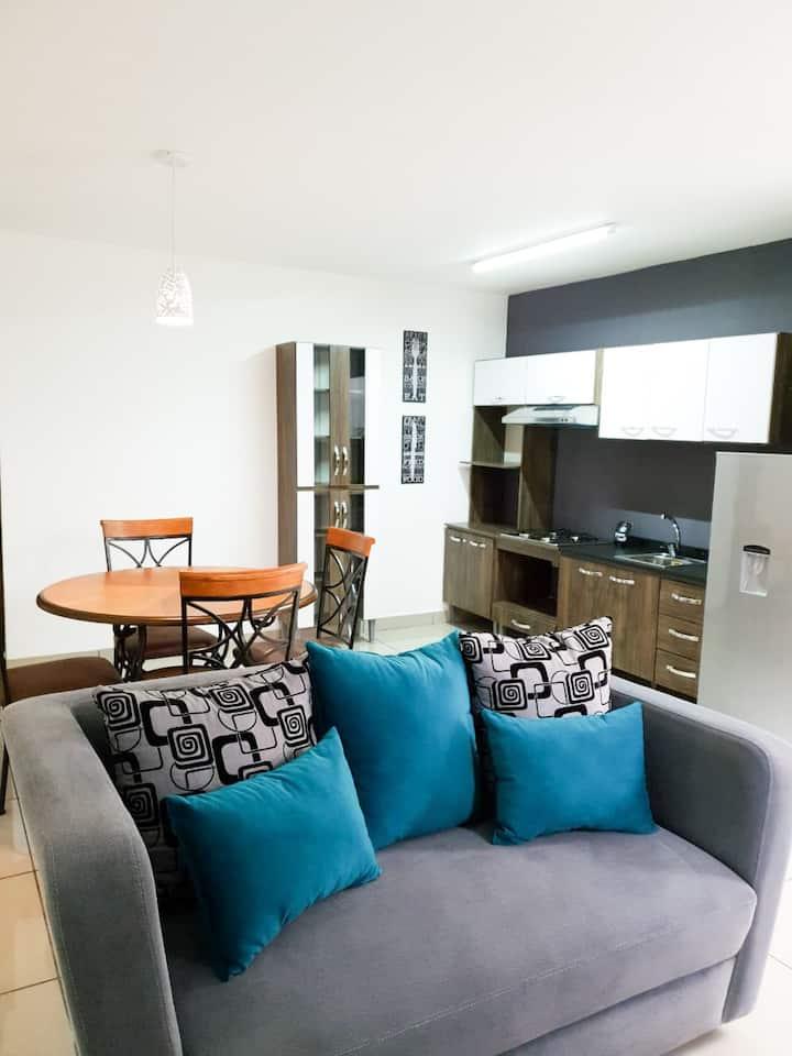 Maquilishuat Apartment 001