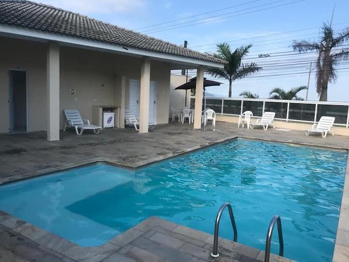 Casa em Caraguá - condomínio com vista para o mar