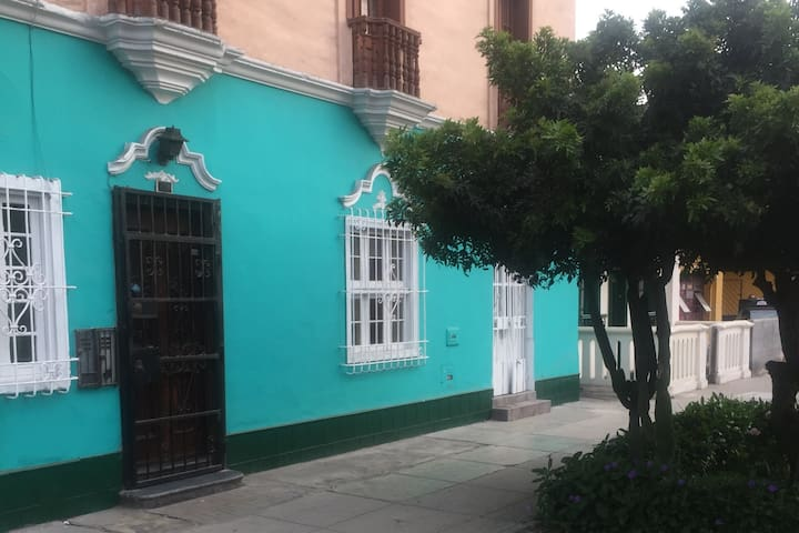 Great colonial style house in San Miguel 170m2