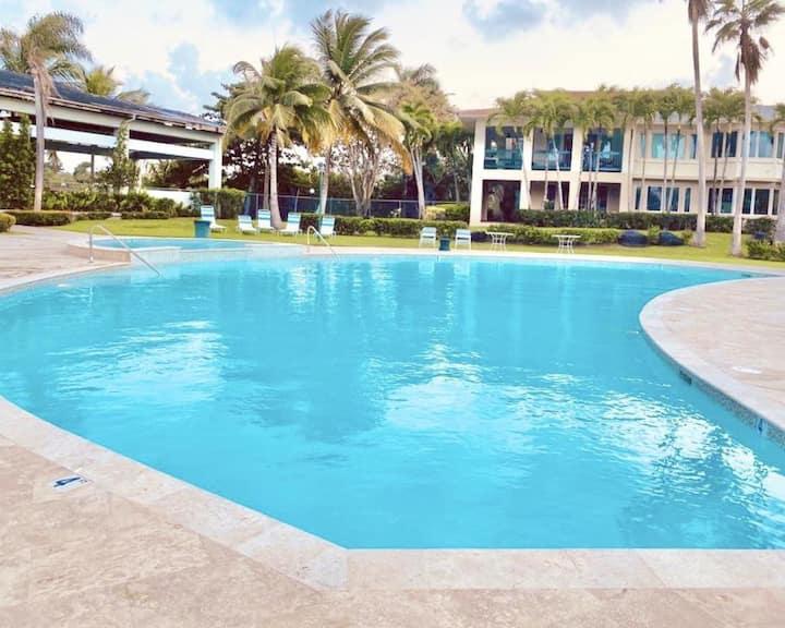 DORADO BEACH Luxury BEACH and POOL Villa Tennis Clubhouse Playground