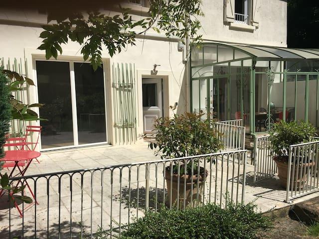 Maison de ville à 15 min à pied de Lyon