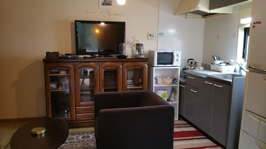 Apartment in Tsukuba City - つくば市 - Apartament