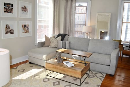 Beautiful 2BR/1BA in the North End (3B)