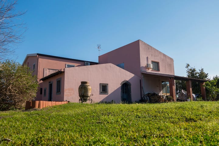 Villa Palici for holidays