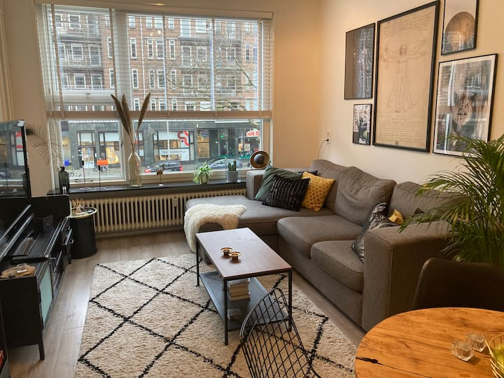 Apartment located in city centre of Rotterdam