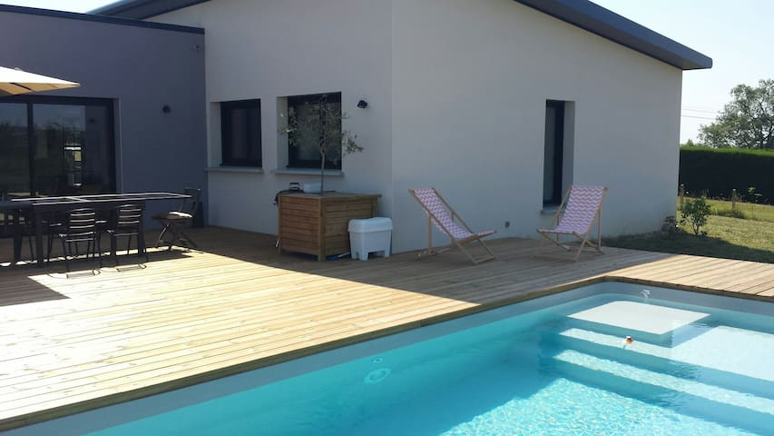 Family house with swimming pool - Castres - House