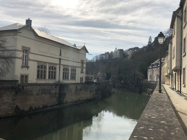 Le charme de la vieille ville 6