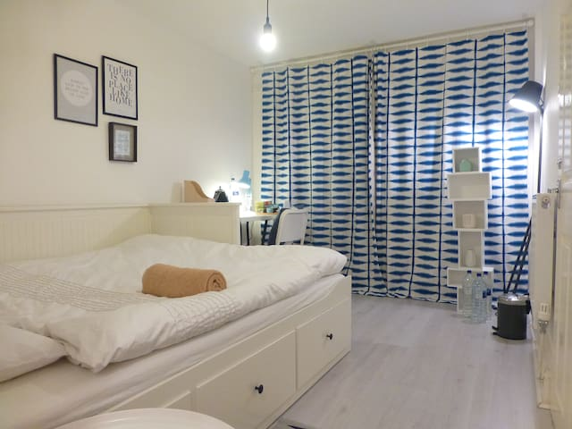 Double room+Own WC+Free Parking - Romford - Dům