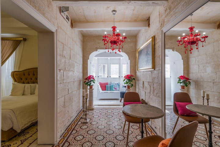 Valletta Premium room with Balcony (Lucia)