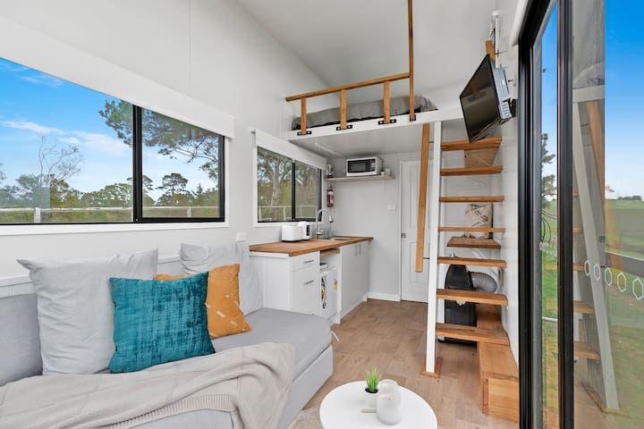 Tiny House Getaway at Mowbray Park Farm