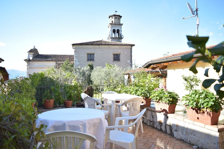 B&B al Corlo, private room. town's historic centre - Lonato - Szoba reggelivel
