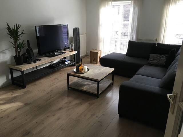 Ruim Appartement (110m2) centrum Den Bosch