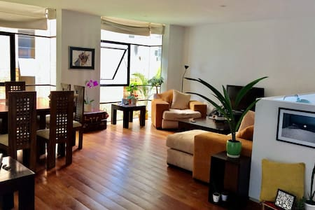 Light and cozy room in beautiful shared apartment