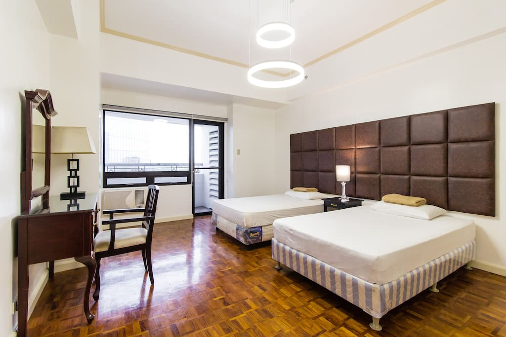 Spacious 2 Br Across Greenbelt Mall A17 Apartments For Rent In Makati Metro Manila Philippines