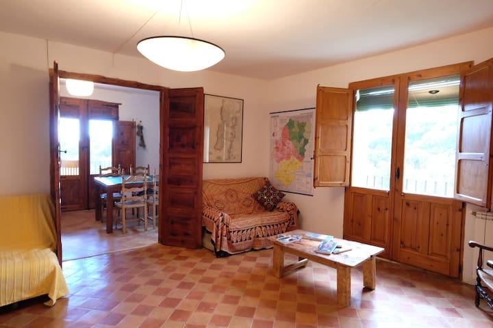 Apartamento en el Somontano de Barbastro - Costean - Huis