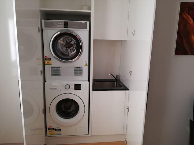 7kg washing machine and dryer