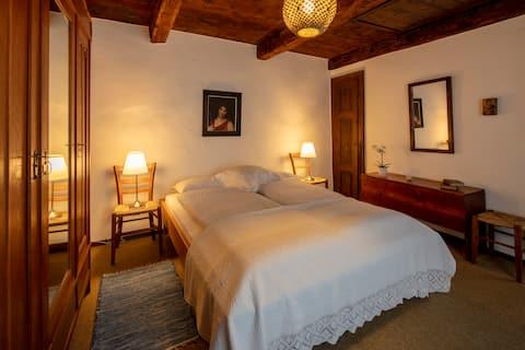 Romantic stone and wooden apartment near Maggia
