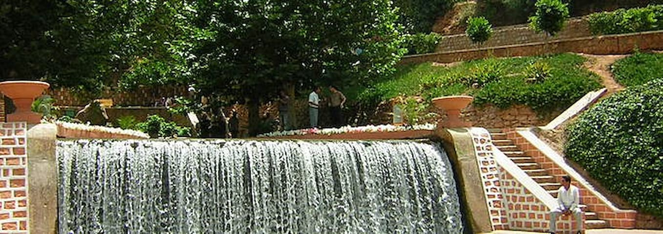 Maison avec jardin dans quartier calme - Beni-Mellal - Casa de camp