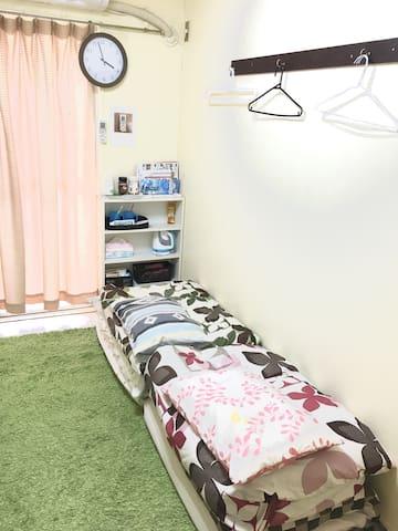 5d Nanba&Shinsaibashi ST Very Near - Chuo Ward, Osaka - Apartment