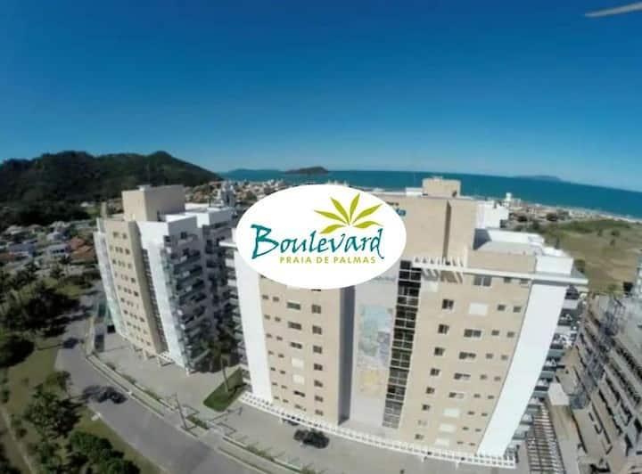 Residencial Boulevard - Top Apto Praia de Palmas