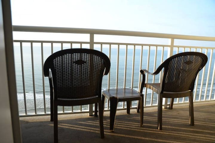Breathtaking Oceanfront Atlantic View 1BR Condo