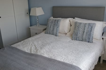 Interior Designed Double Bed - New Bed & Mattress