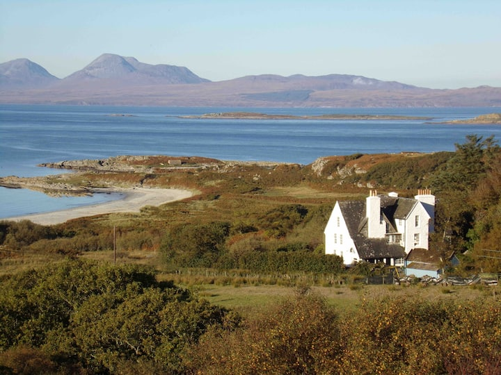 Loch Sween House - Seaside family holiday home