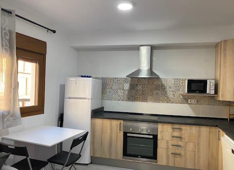 CAL PINTABOTES. Apartamento nuevo en Camarasa