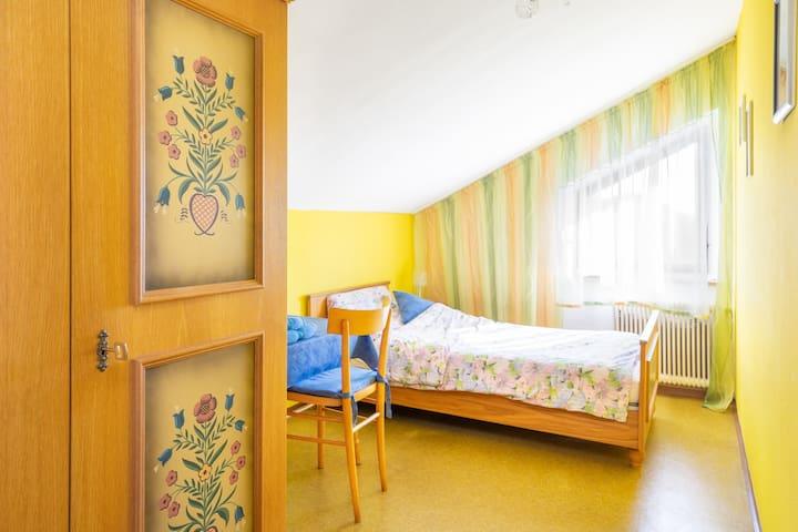 Charmantes 1 Bett Zimmer in Kitzeck