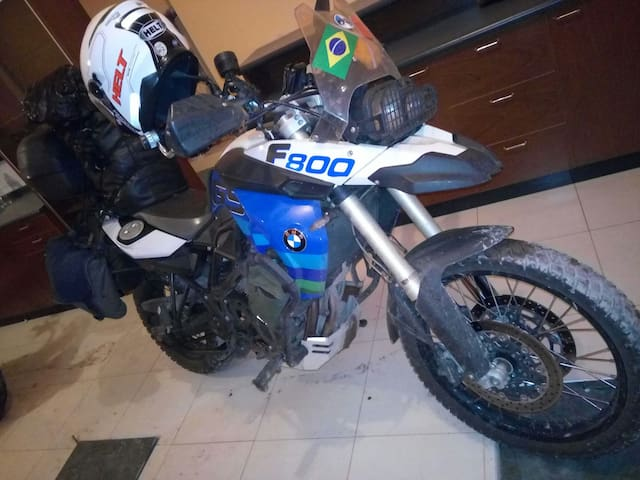 Moto Posada Rayos del Sol - Juliaca