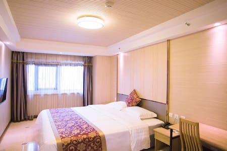 大连金州区悦庭酒店式公寓豪华大床房 - Dalian