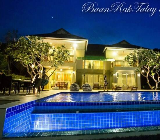 Ban Rak Talay Pool Villa