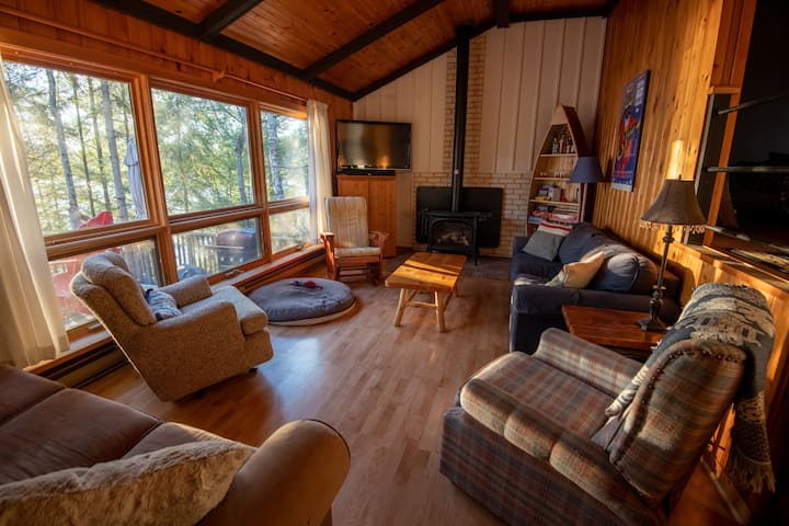 ★ Family Getaway ★ Shelter in nature | 3BD | WFH
