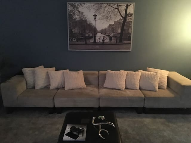 Nice comfortable Couch - Philadelphia  - Wohnung