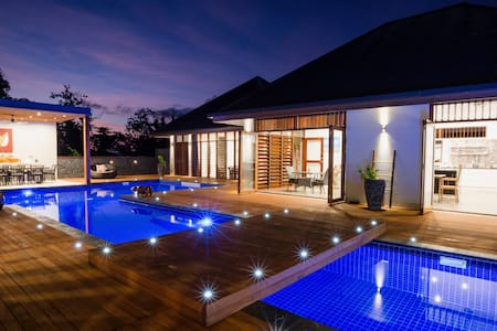 Trees & Fishes Retreat - Luxury Emae Pool Suite