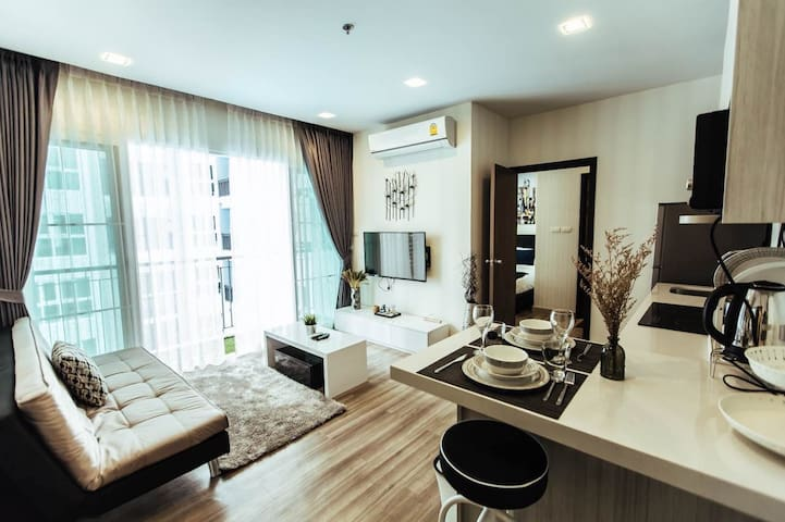 The Prio Residence two bedroom suite