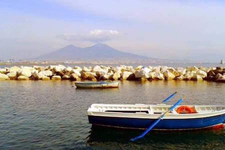 B&B&Garden1 Oplontis Amalfi coast Vesuvius&Pompeii - Torre Annunziata
