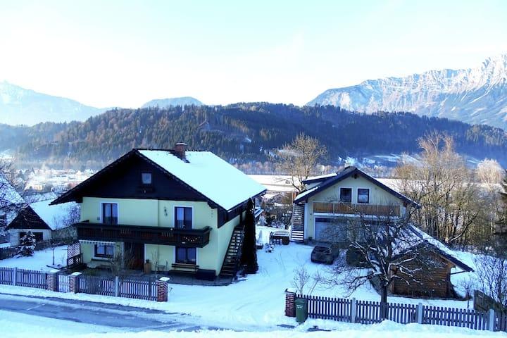 Spacious Apartment in Öblarn near Schladming Ski Area