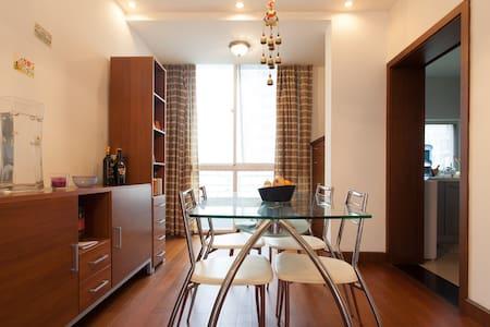Neat cozy room near Century Avenue - Xangai - Pis