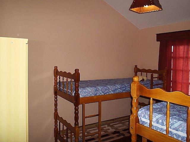 Dormitorios Casas del Mirador