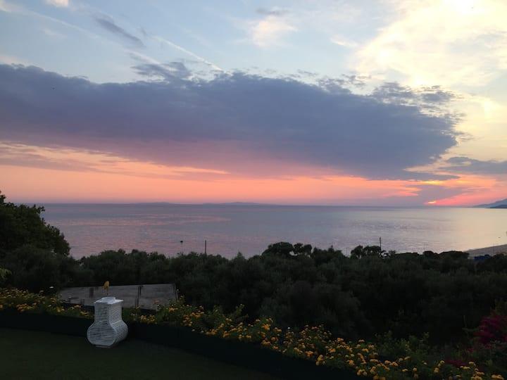 Serenity and Amazing View at Villa Palmina!