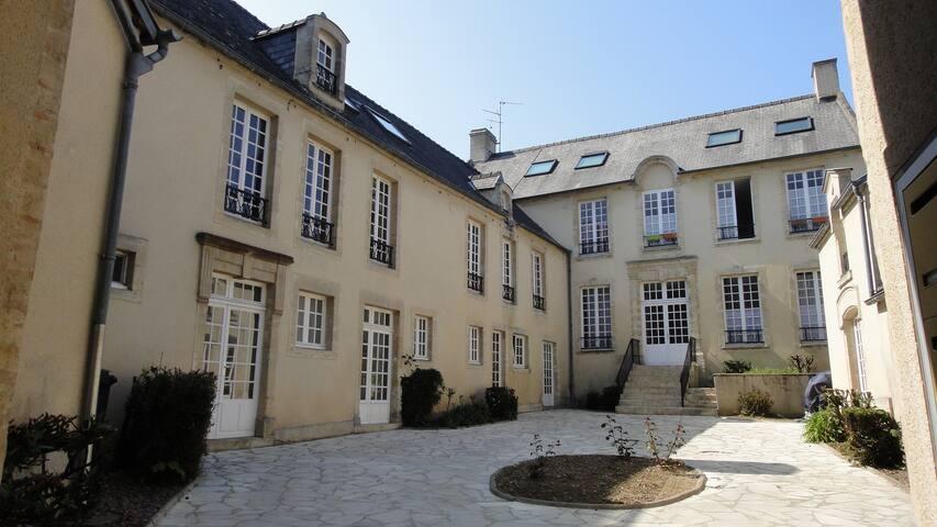 Charmant studio au cœur de Bayeux.