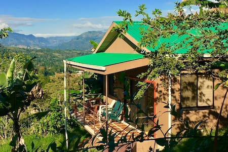 Cozy Cottage with View in Turrialba - Turrialba  - Chatka w górach