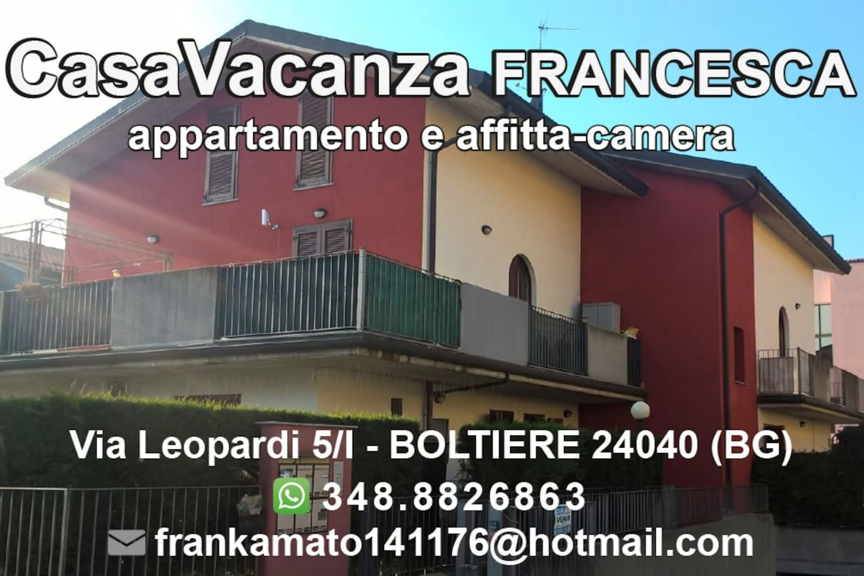 casa vacanze francesca zona leolandia