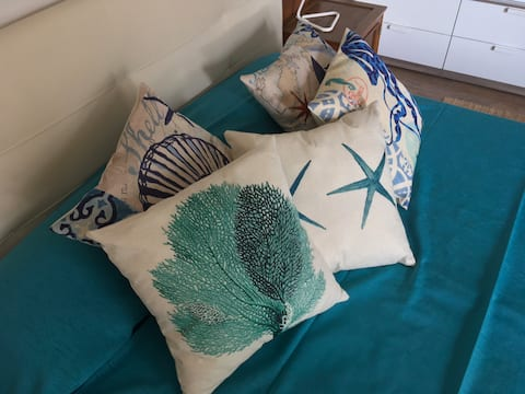 Seaside Studio apartment by Villa Klematis